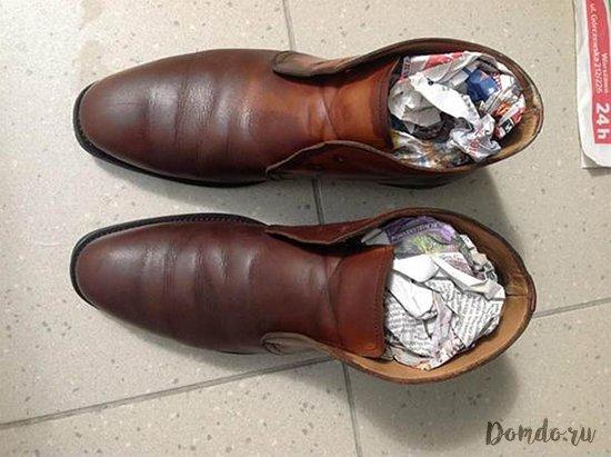 sushka-obuv-bumaga-botinki
